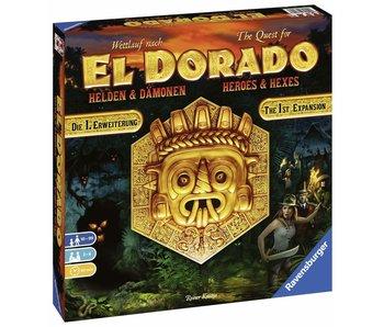 El Dorado - Heroes & Hexes Expansion (EN)
