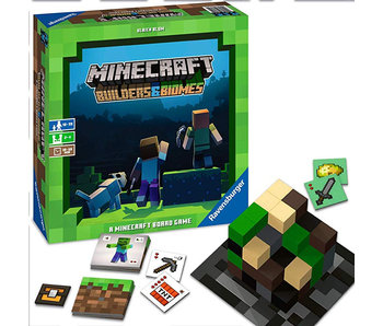 Minecraft - Builders & Biomes (ML)