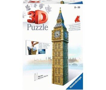 Big Ben 3D Puzzle (216pcs)