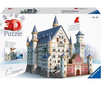 Chateau de Neuschwanstein 3D Puzzle (216pcs)