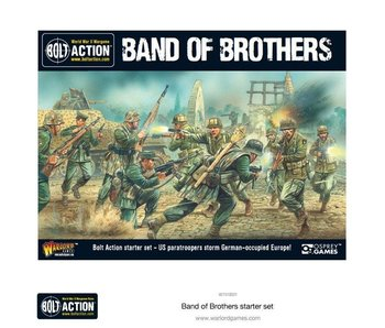 Bolt Action 2 Starter Set (Band Of Brothers)