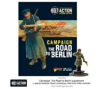 Bolt Action The Road To Berlin