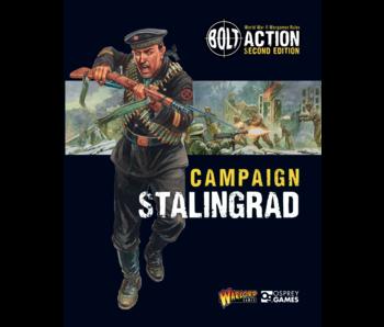 Bolt Action Stalingrad Campaign Book
