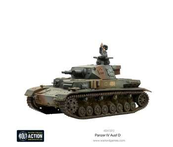 Bolt Action Carro Armato/Semovente