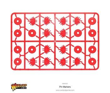 Bolt Action Warlord Pin Markers