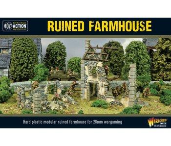 Bolt Action Ruined Farmhouse