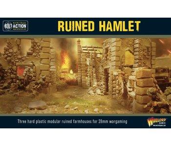 Bolt Action Ruined Hamlet
