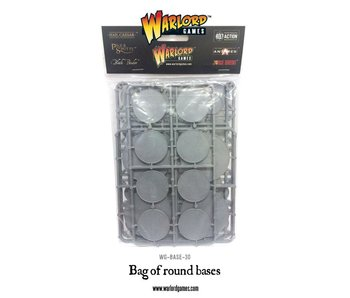 Bolt Action Bag Of Round Bases