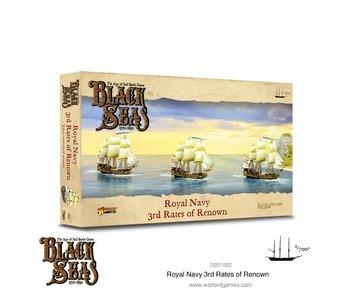 Black Seas Royal Navy 3Rd Rates Of Renown