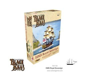 Black Seas Hms Royal Sovereign