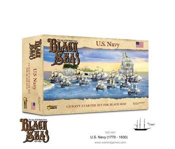 Black Seas U.S. Navy (1770 - 1830)