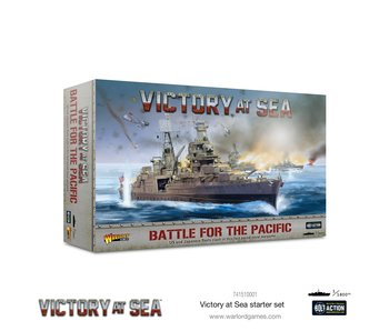 Victory at Seas Battle For The Pacific -Victory At Sea