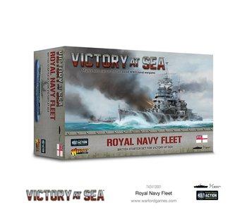 Victory at Seas Royal Navy Fleet