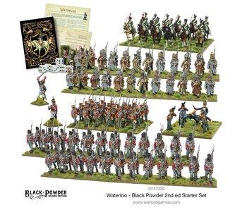 Historical Waterloo 2Nd Edition Starter Set