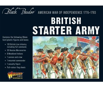 Historical British Army Starter Set