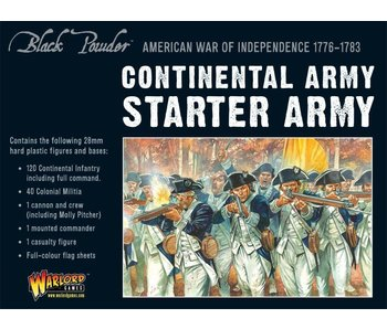 Historical Continental Army Starter Set