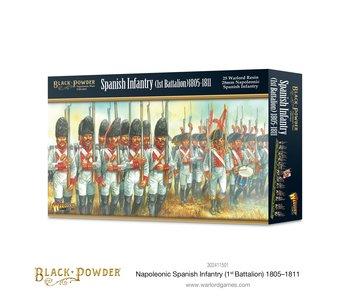 Historical Napoleonic Spanish Infantry (1St Battalion) 1805-1811