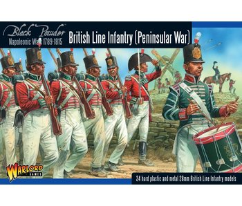 Historical British Line Infantry (Peninsular)