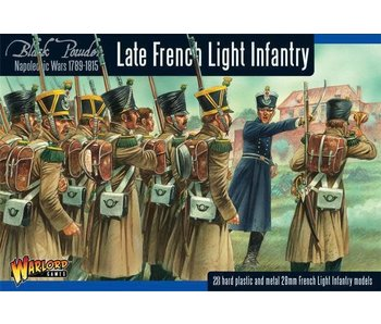Historical French Light Infantry (Waterloo)