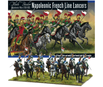 Historical French Line Lancers