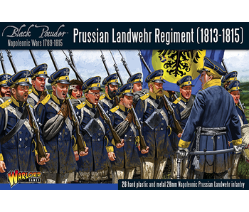 Historical Prussian Landwehr Regiment 1813-1815