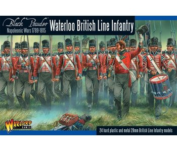 Historical British Line Infantry (Waterloo) (24)