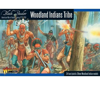 Historical Woodland Indian Tribes