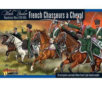 Historical French Chasseurs A Cheval Light Cavalry
