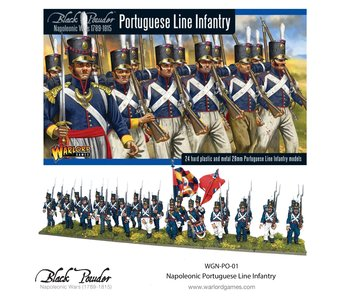 Historical Portugese Line Infantry