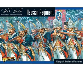 Historical Hessian Regiment