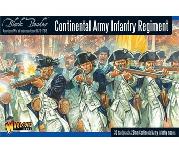 Historical Continental Infantry Regiment