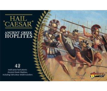 Historical Ancient Greek Hoplites
