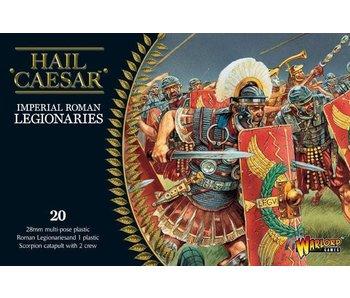 Historical Imperial Roman Legionaries (Plus Scorpion)