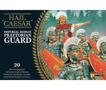 Historical Imperial Roman Praetorians (20 Plus Emperor)