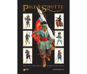 Historical Pike & Shotte Rulebook