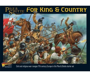 Historical Pike & Shotte - For King & Country Starter Set