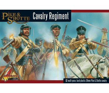 Historical Pike & Shotte Cavalry