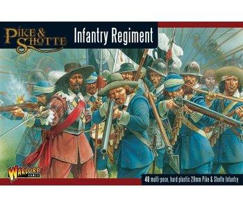 Historical Pike & Shotte Infantry Regiment