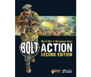 Bolt Action (2nd Edition) Rulebook