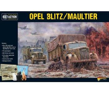 Bolt Action Opel Blitz/Maultier