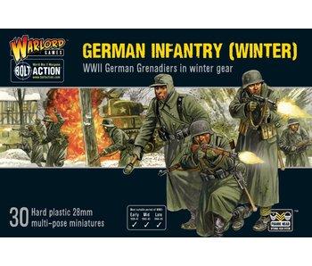 Bolt Action Germans Infantry (Winter)