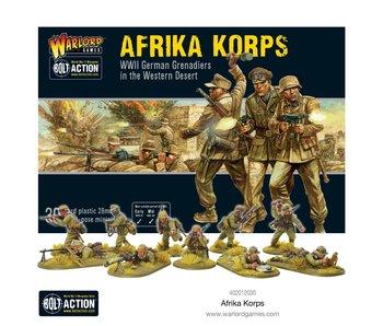 Bolt Action Afrika Korps Infantry