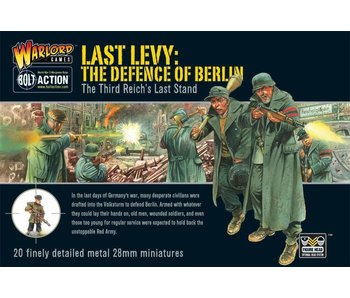 Bolt Action Last Levy - The Defence Of Berlin