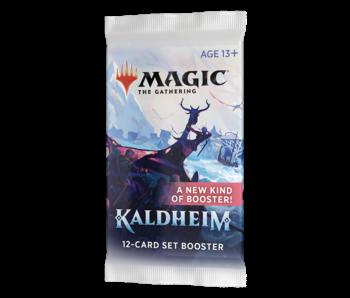 MTG Kaldheim Booster Pack