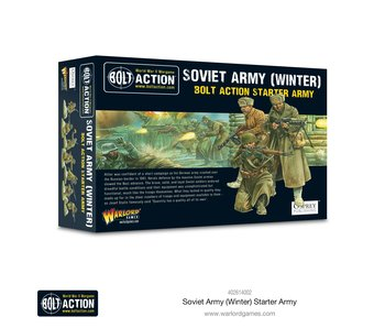 Bolt Action Soviet Winter Starter Army