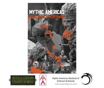 Warlord of Erehwon Mythic America Warlord Of Erehwon Rulebook