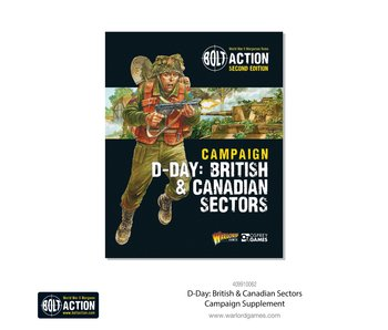 Bolt Action D-Day - British & Canadian Sectors