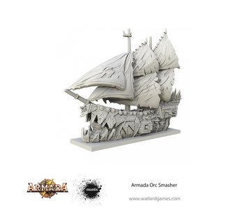 Mantic Games Armada Orc Smasher