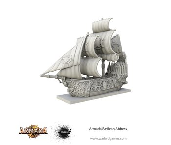 Mantic Games Armada Basilean Abbess