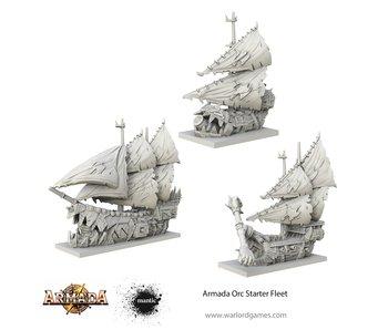Mantic Games Armada Orc Starter Fleet